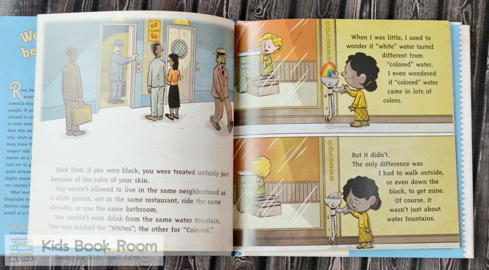 Rosa Parks Book for Kids
