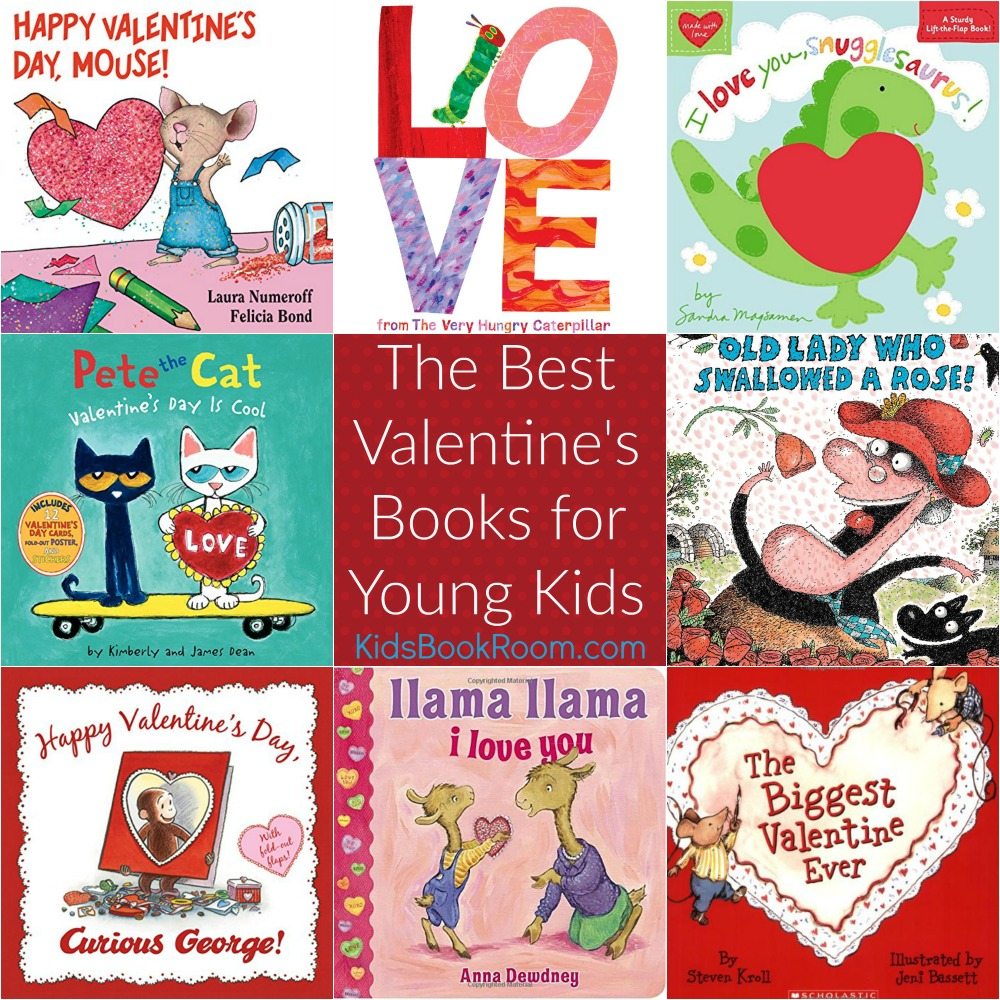 The Best Valentine's Books for Kids