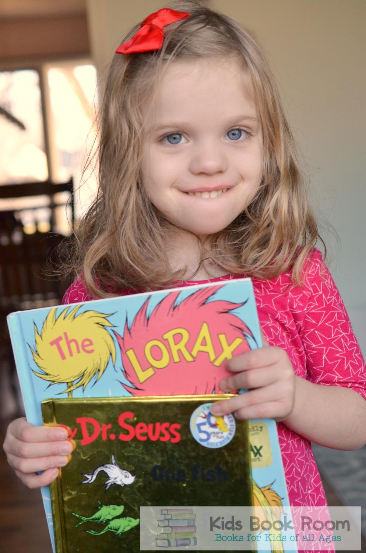 dr seuss books for preschoolers